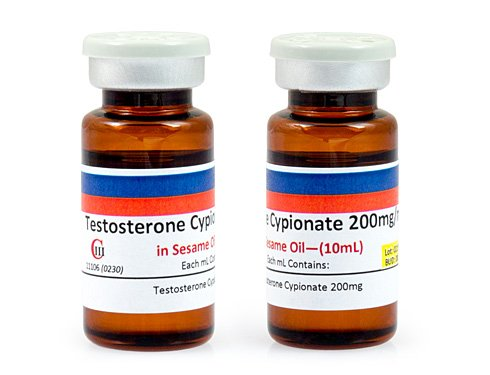 Compounded Testosterone Cypionate
